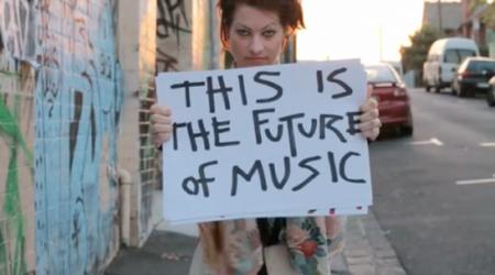 Amanda Palmer (The Occasional Musician)